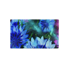 Premium Pillow Case only - Florals: Cornflower Party by Night by Lidka Schuch