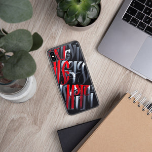 iPhone Case - Ancient Scripts: Experiment in Cyrillic by Barbara Galinska (BaGa)
