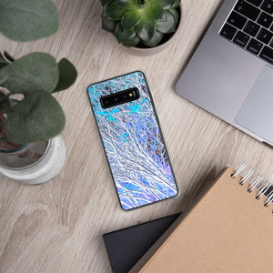 Samsung Case - Wrapped in Trees: Sumac Dream by Lidka Schuch
