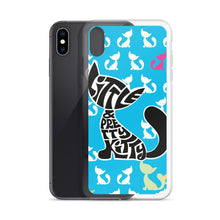 iPhone Case - Animaletters: Little & Pretty Kitty by Barbara Galinska (BaGa)