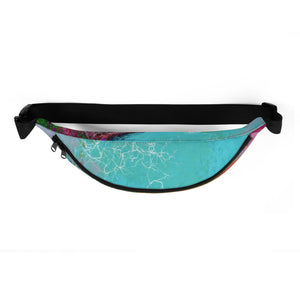 Fanny Pack - SchuchSport: Surf the Wave by Lidka Schuch