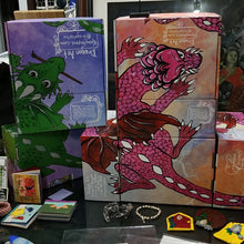 Load image into Gallery viewer, Dragon Art Craft Box One