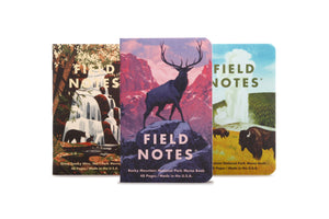 Field Notes - National Parks - Series C