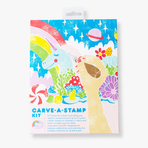 Yellow Owl Workshop - Carve-a-Stamp Kit