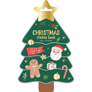 Paper Source Wholesale - Christmas Tree Sticker Book