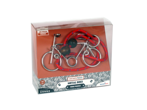 Project Genius - Bike Wire Puzzle - Puzzles & Games