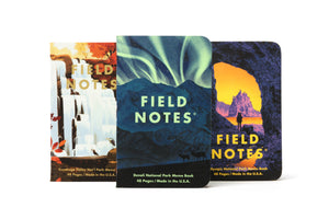 Field Notes - National Parks Series E