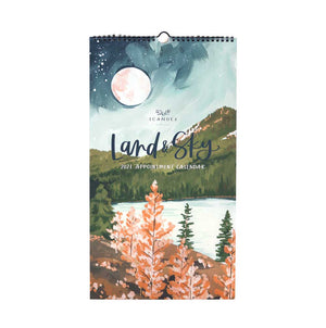 1canoe2 | One Canoe Two Paper Co. - 2021 Land & Sky Wall Calendar