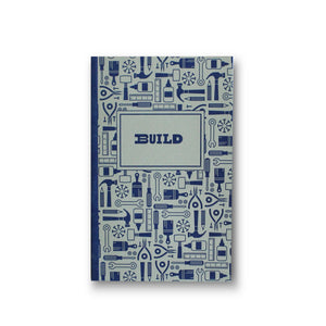 Build Journal with Letterpress Cover