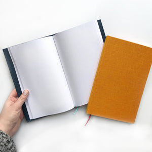 HC Cloth Covered Hard Cover Journal