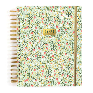 1canoe2 | One Canoe Two Paper Co. - 2021 Strawberry Meadow Weekly Planner (Jan-Dec 2021)