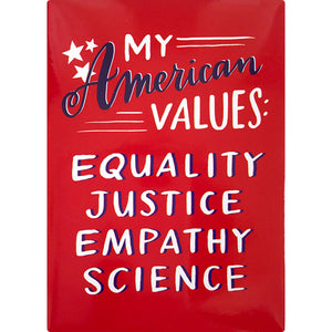 Emily McDowell & Friends - American Values Magnet