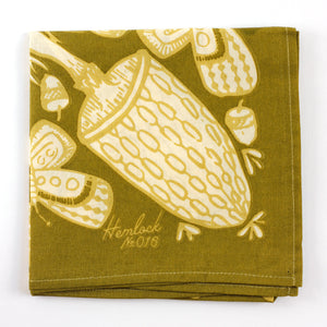 Hemlock - Mushrooms Bandana