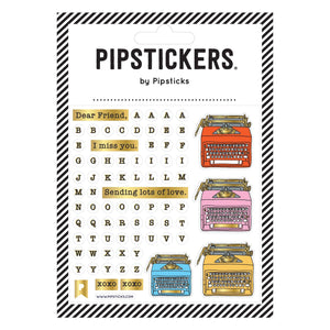 Pipsticks - Movable Type