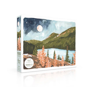 1canoe2 | One Canoe Two Paper Co. - Alpine Moon Puzzle
