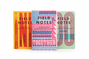 Field Notes - United States of Letterpress: B