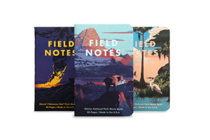 Field Notes - National Parks Series F