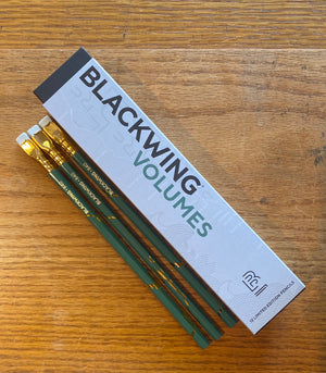 Single Blackwing Surfing Pencil Special Ed. Volumes 840