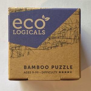 "Eco-Logicals ""The Flower"" Bamboo Puzzle"