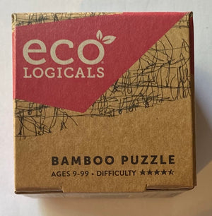 "Eco-Logicals ""The Pod"" Bamboo Puzzle"