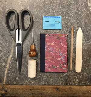 Intro to Bookbinding
