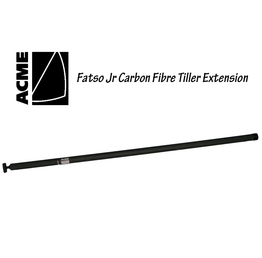 Acme Fatso Jr Carbon Tiller Extension
