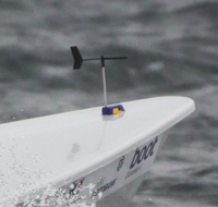 C-VanePRO Bow Mounted Wind Indicator