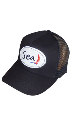 Sea Gear Sailing Cap - Trucker Style