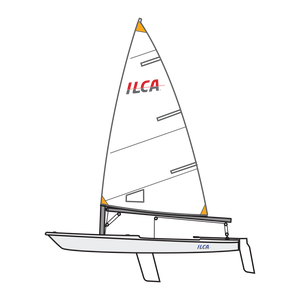 Brand NEW Laser (ILCA) Dinghy Complete