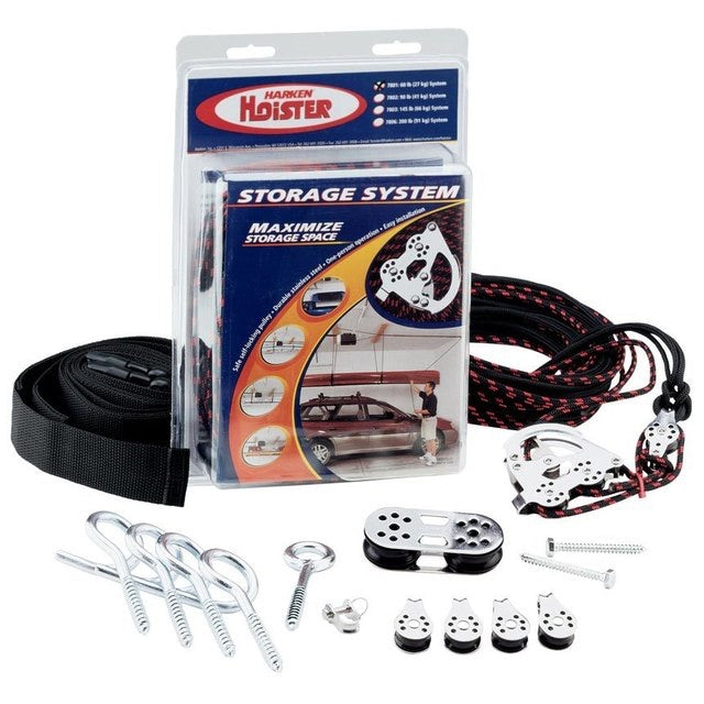 Harken 4 Point Hoister Storage System