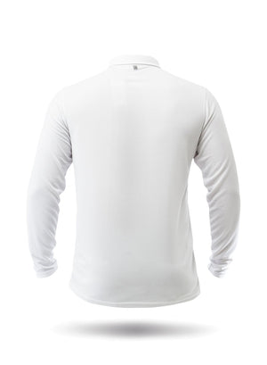 Zhik Mens Long Sleeve Zhikdry LT Polo