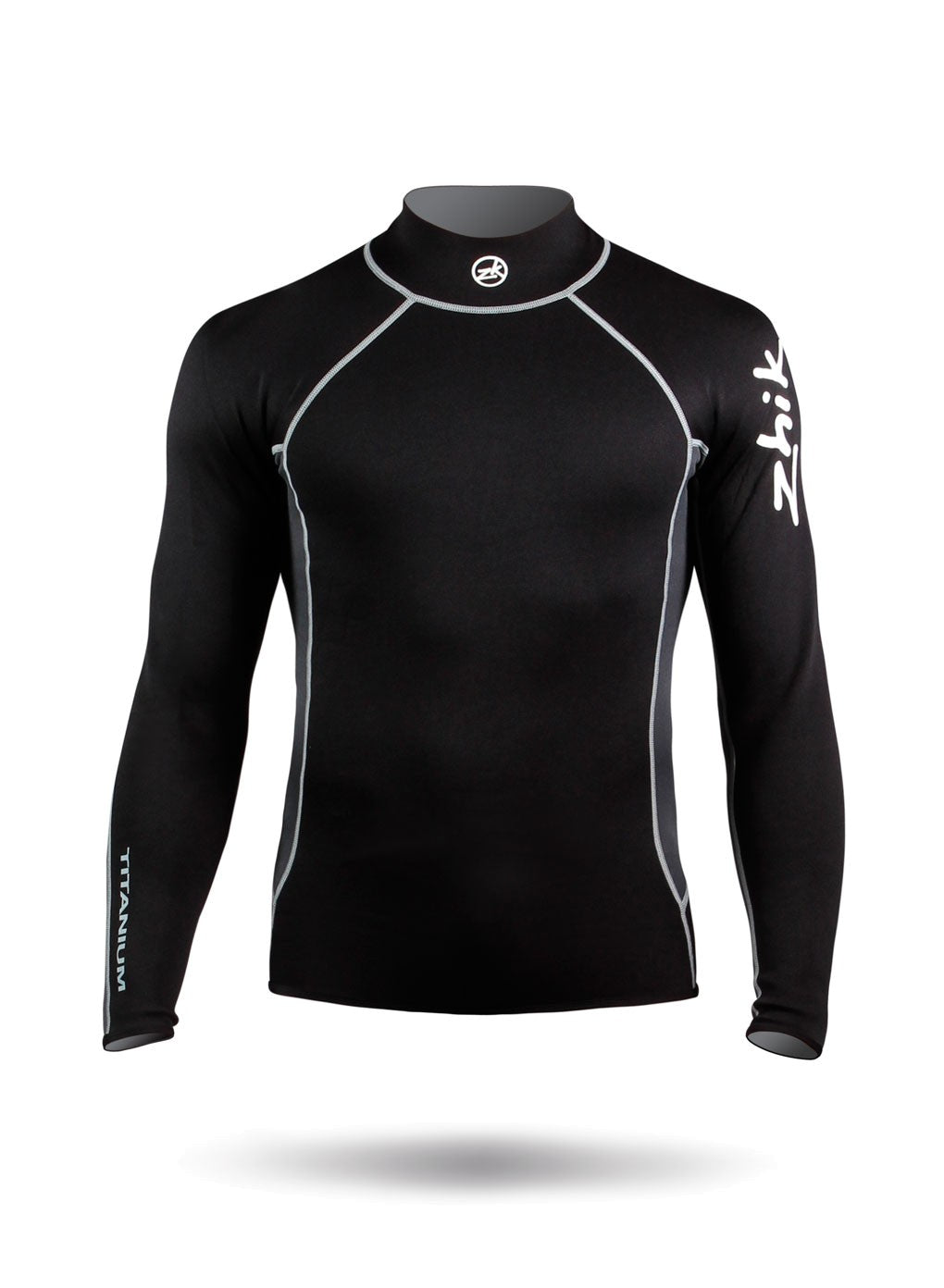 Zhik Mens Titanium Top