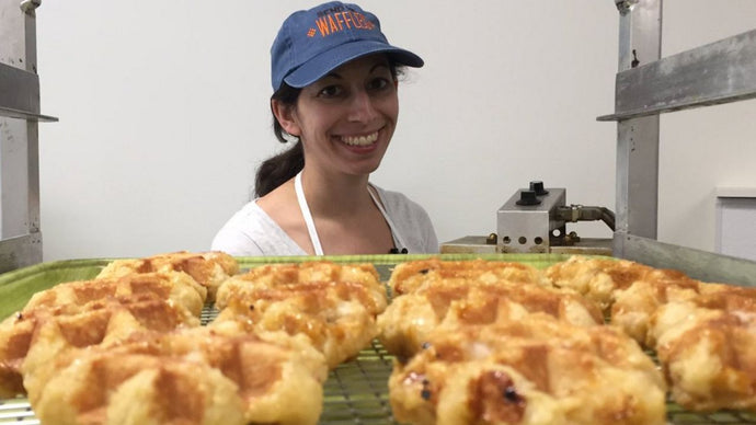 Sch­enectady Business Sends Belgian Waffles by Mail