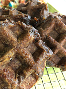 Send Me Cocoa Waffles are back in stock!