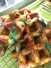 Single Send Me Sugar Celebration Waffle