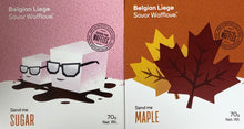 Send Me Waffles Mix Pack - 3 Send Me Sugar | 3 Send Me Maple