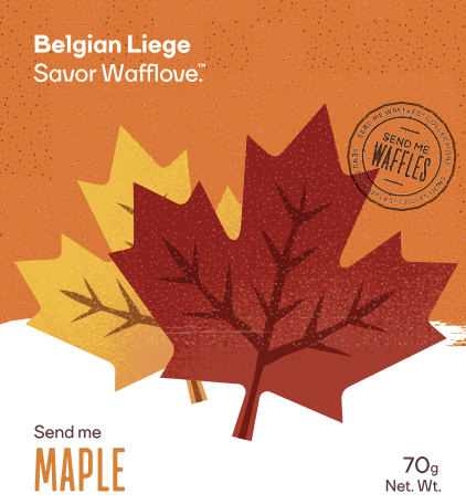 Limited Release - Send Me Maple Waffle (6 pack)