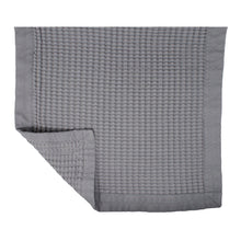 Load image into Gallery viewer, Modern, Reversible Waffle Weave Cotton Bath Mat