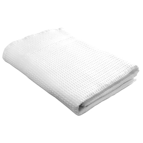 European-Style Classic Waffle Towels