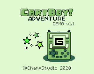 CARTBOY ADVENTURE DEMO RELEASE! + Social-Distance Update and Impact on our Operations.
