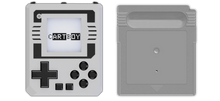Load image into Gallery viewer, CARTBOY Handheld Fully Assembled Bundle - CART GRAY