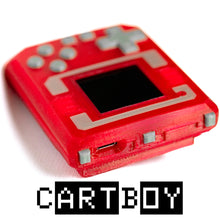 Load image into Gallery viewer, CARTBOY Handheld Retro Gaming Console