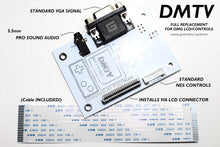 Load image into Gallery viewer, DMTV PCB (Gameboy VGA/Controller Replacement Board)