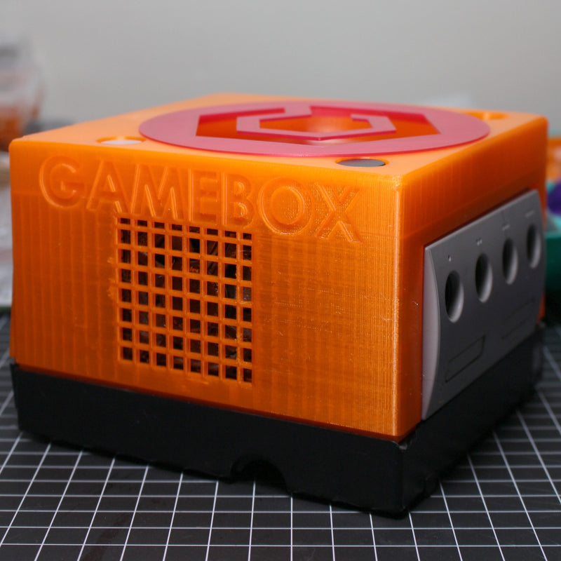 MODCUBE Replacement Gamecube Shell Kit