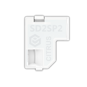 Gamecube PS2Digital Micro SD Adapter & Cover Kit (aka SD2SP2)