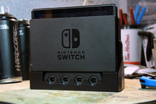 Load image into Gallery viewer, Ultimate Switch Dock - 3D print GameCube Ports Add-on to the original Nintendo Switch Dock