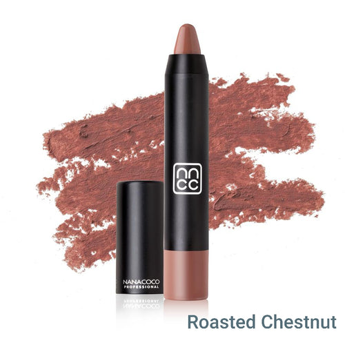 Magnumatte Lip Crayon 'Roasted Chestnut'