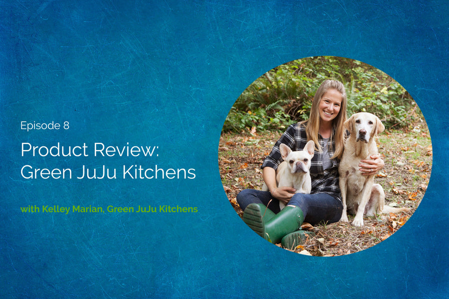 Green JuJu Kitchens Product Review