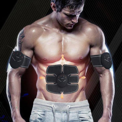 Ultimate Abs Stimulator - Ab Workout