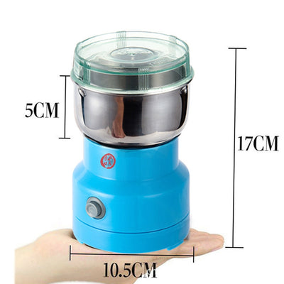 Coffee Bean Grinder Multifunction Smash Machine Electric Nut Spice Dry Food Grinding Blen der home flour powder crusher #45